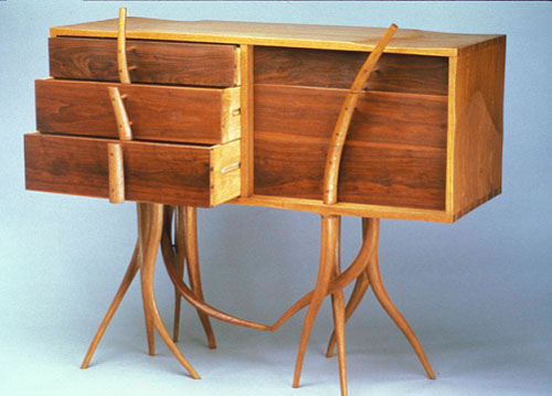 Chest of Drawers by Wendell Castle