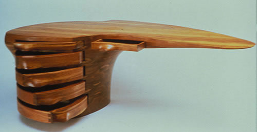 Executive Desk by Wendell Castle