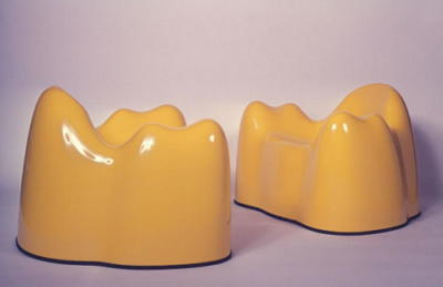 Molar Chairs - Wendell Castle