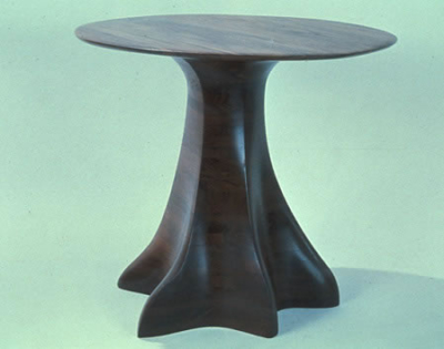Teak Table by Wendell Castle