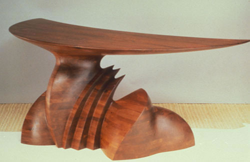 Victory Desk by Wendell Castle